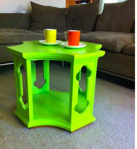 modern blog painting vintage and mid century modern furniture