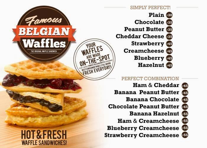 vibs heyday famous belgian waffles it park lahug