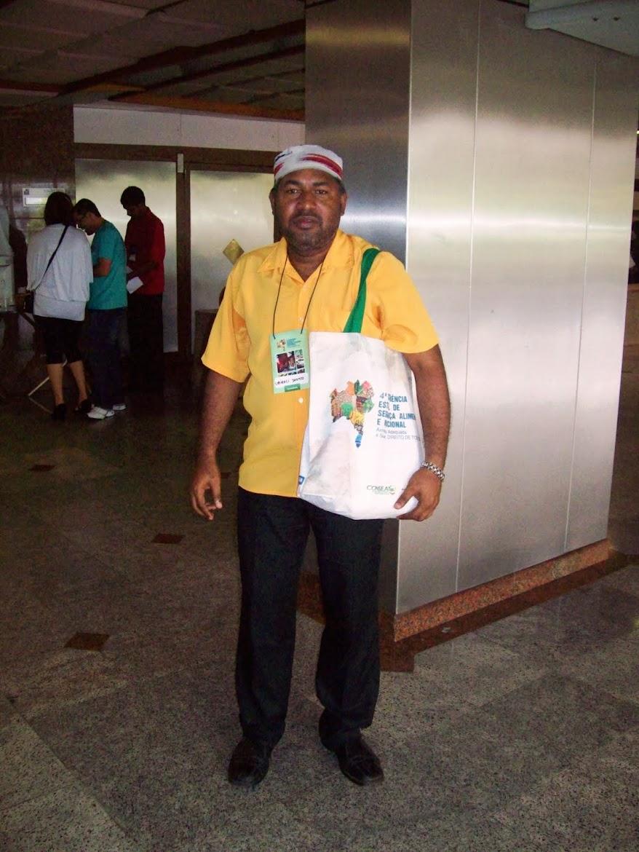 4ª Conferência de Segurança Alimentar e Nutricional-Bahia