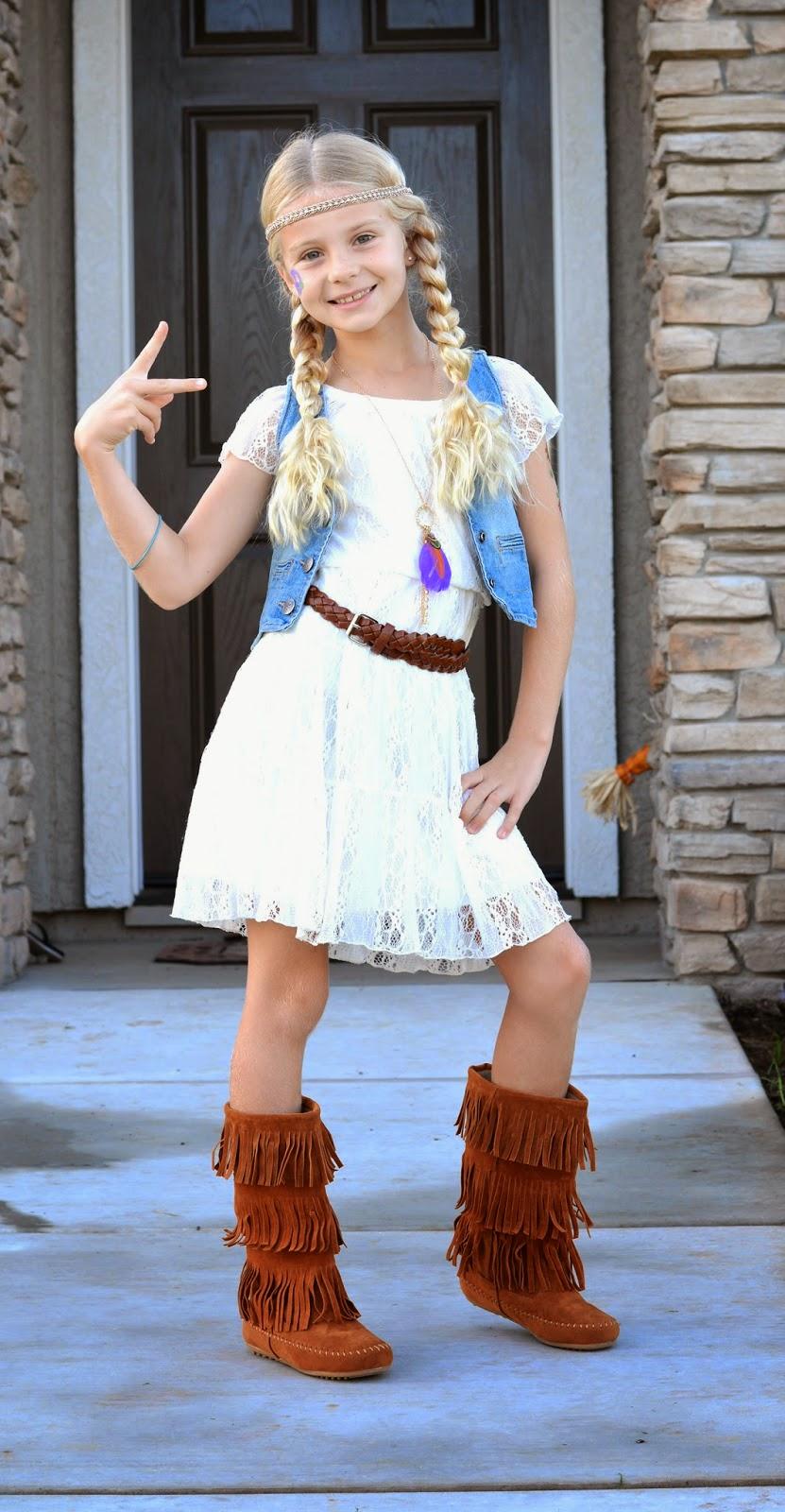 mini fashion addicts hippie day