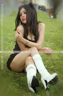 Tyas Mikori Tanaka - Model Seksi Indonesia