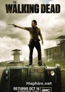Xác Sống: Phần 3  - The Walking Dead: Season 3