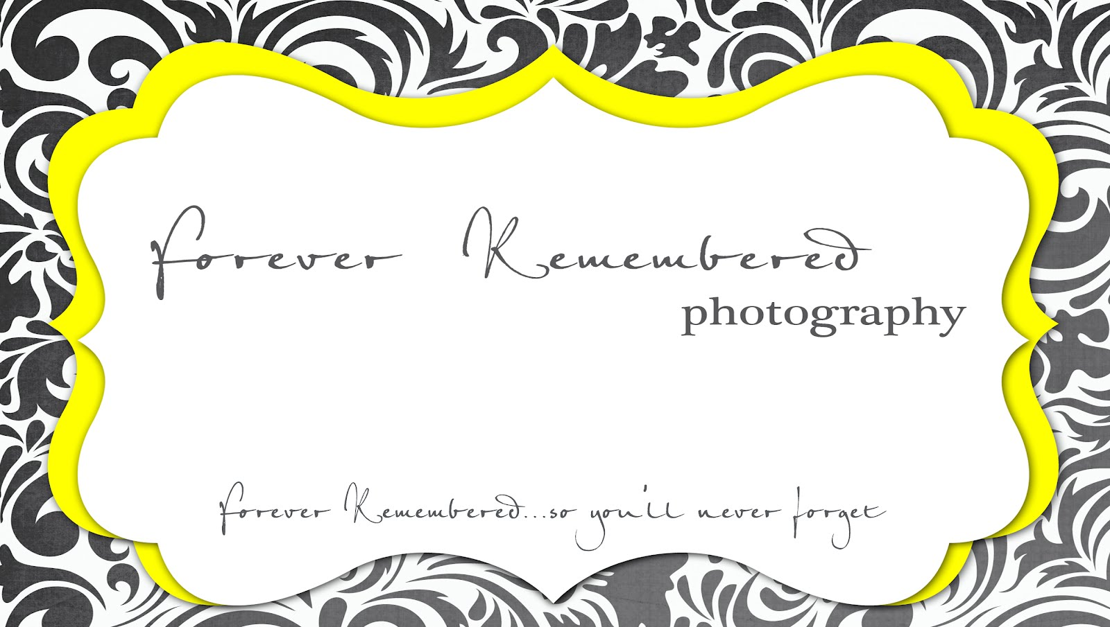 Forever Remembered Photography Investment's