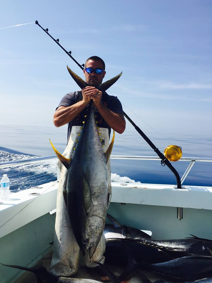 Viking fivestar fishing report james schneider tuna charter for Viking fishing report