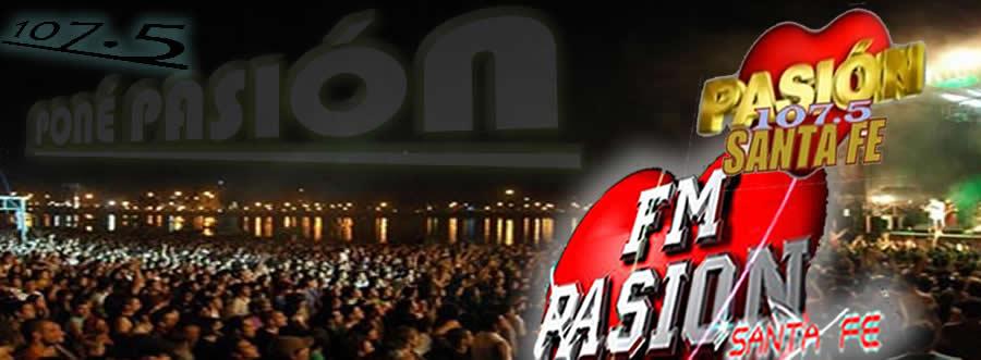 PASION SANTA FE - FM 107.5