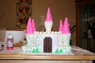 Castly Birthday cake ice cream cone