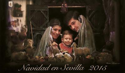 Sevilla - Navidad 2015