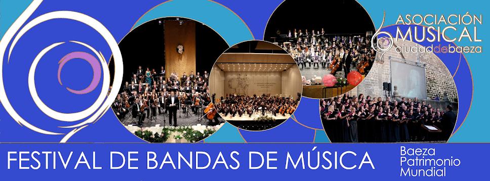 """Festival de Bandas de Música """"Baeza, Patrimonio Mundial"""""""