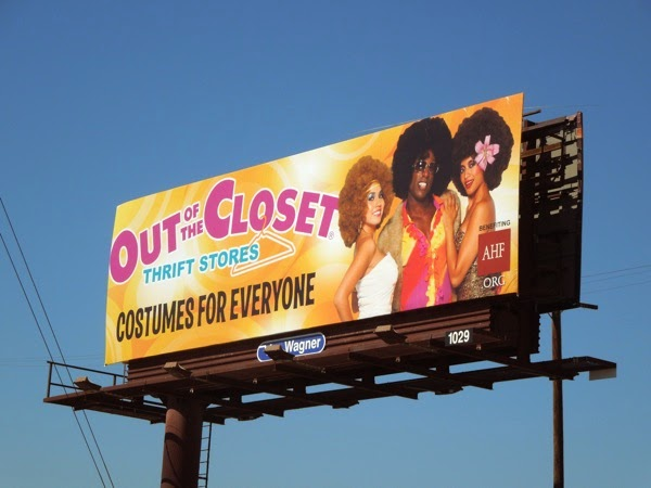 Out of the Closet Halloween costumes for everyone billboard