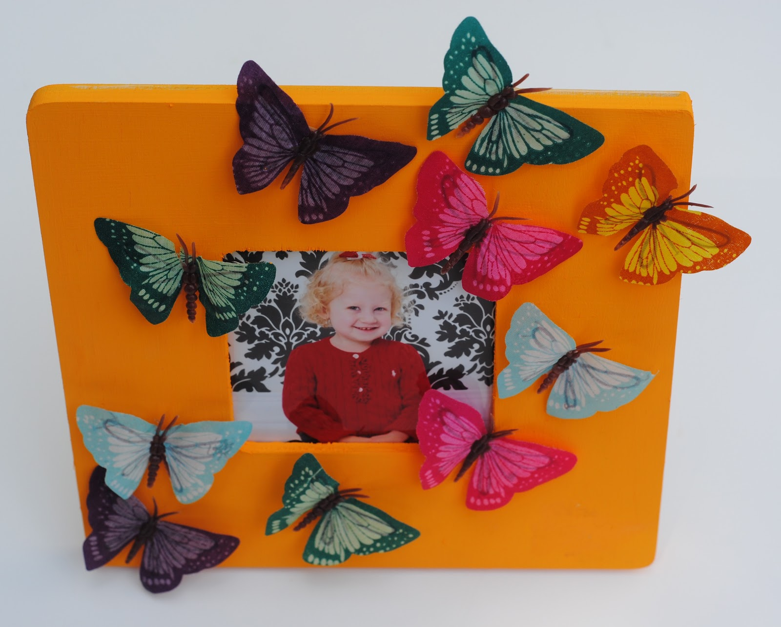 5 Ways to Decorate a Craft Frame Kids Craft Ideas