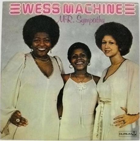 Wess Machine - Mr. Sympathy