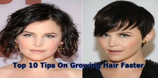 Top 10 Tips On Growing Hair Faster