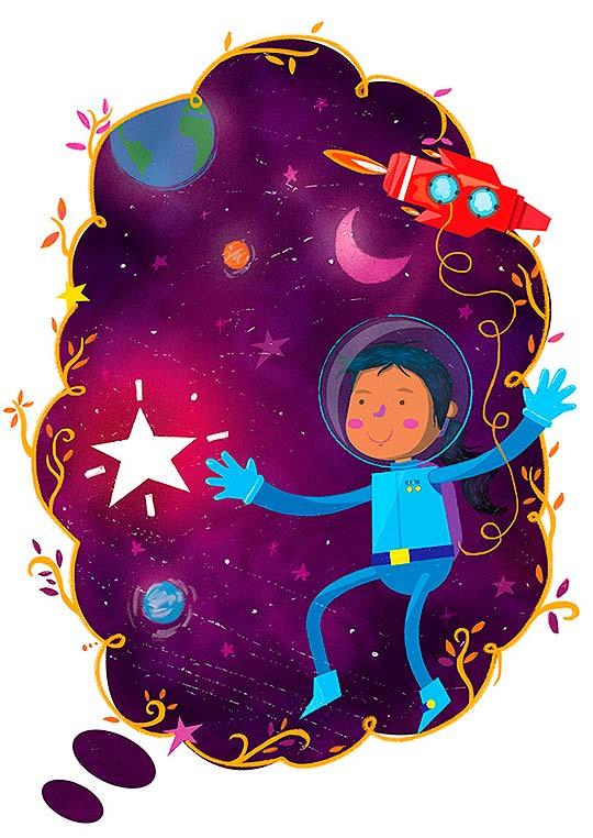 Ilustración de Laura García