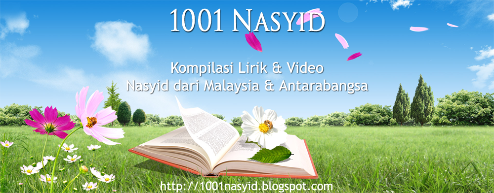 1001 Nasyid | Lirik | Video | Download | Poster | Wallpaper