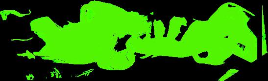 Как сделать зелёный дым