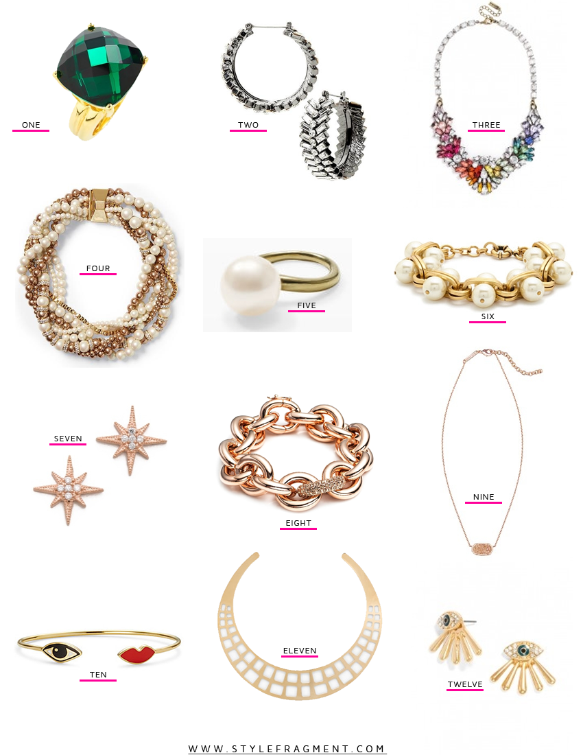 Style Fragment Craving Sparkle_Jewelry Gift Guide