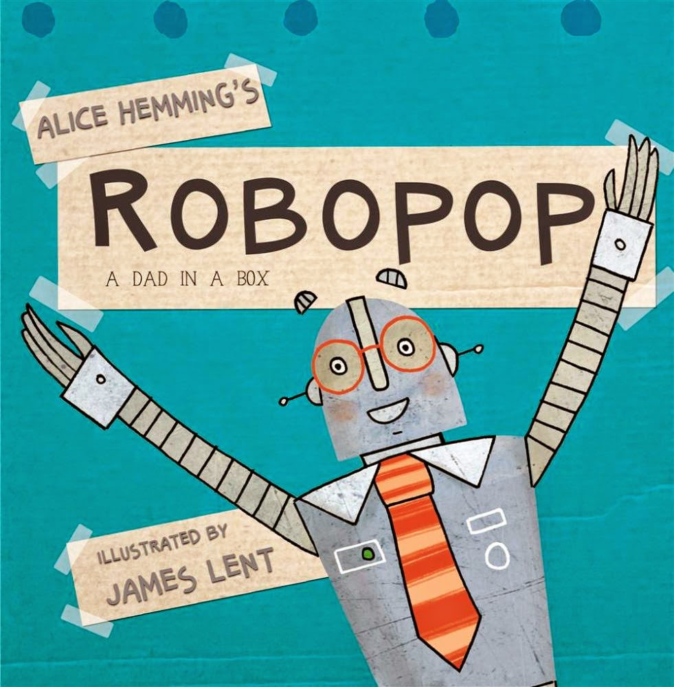 Review of Robopop by Alice Hemming and James Lent