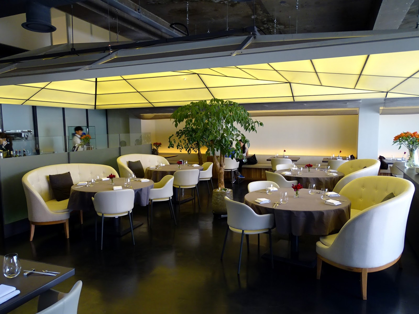 technically not a true french restaurant soign checks in as a contemporary restaurant serving contemporary korean cuisine with a french twist