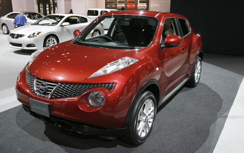 2011 Nissan Juke Towing Capacity