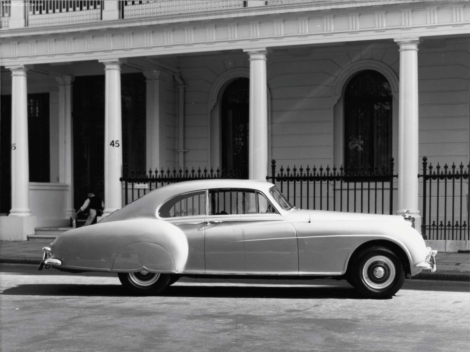 Hình ảnh xe ô tô Bentley R-Type 1950 & nội ngoại thất