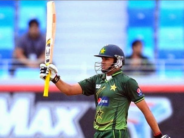 Azhar Ali named New  Pakistan ODI captain