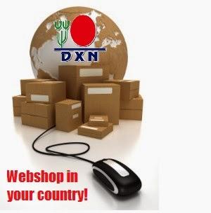 DXN producte