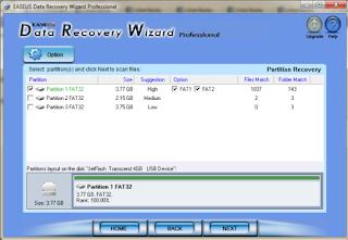 recovery software dengan rating tertinggi