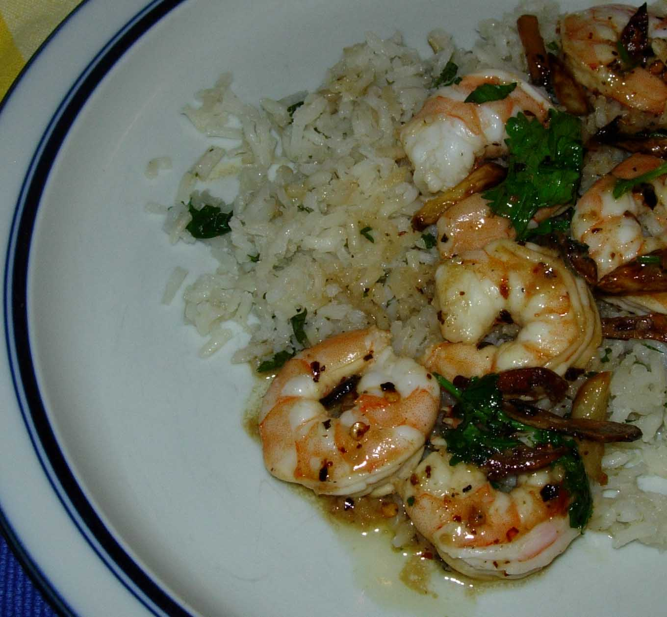 This is How I Cook: Mexican Garlic Lime Shrimp