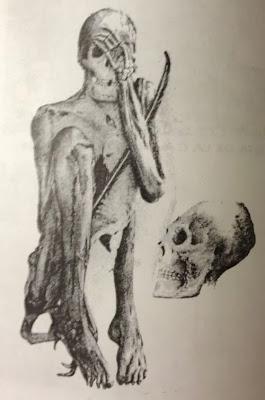Cueva del Gualicho mummy