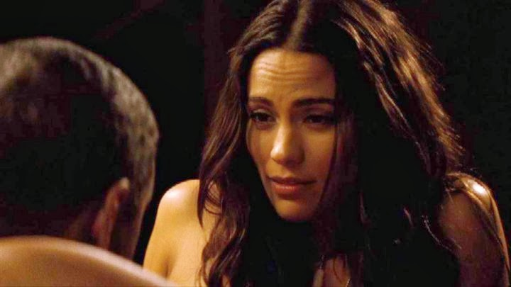 Paula Patton On Being Topless In 2 Guns - It Was My Idea