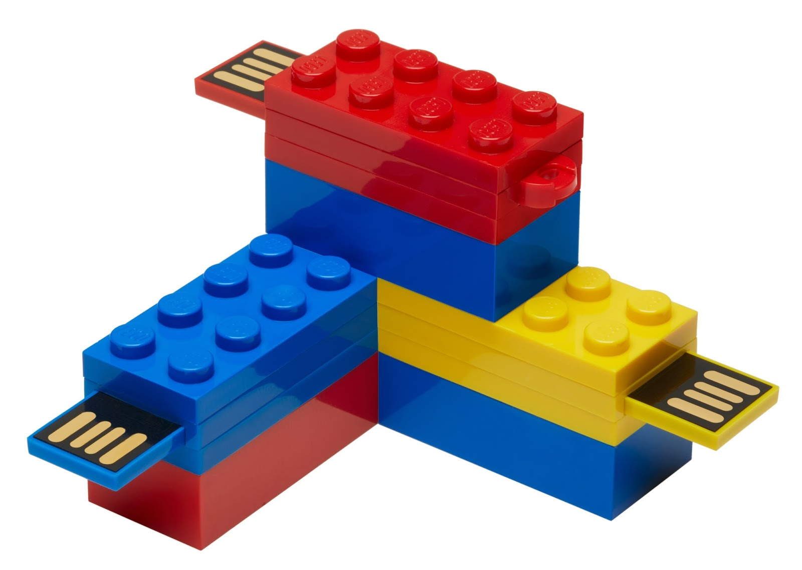 The Brickverse: New Lego USB bricks