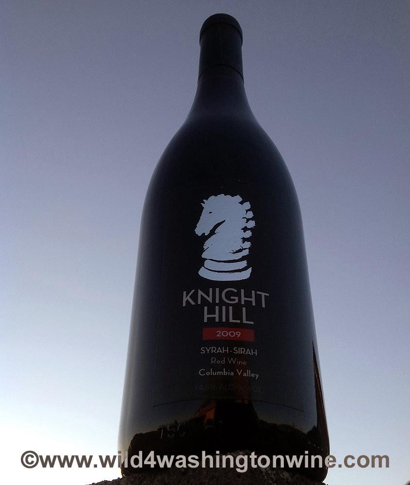 Wine of the week: Knight Hill 2009 Syrah-Sirah Columbia ...