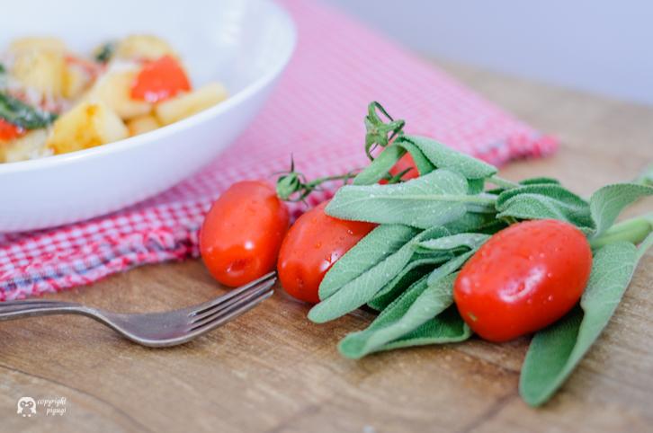 Ricotta statt Kartoffel schnell easy lecker