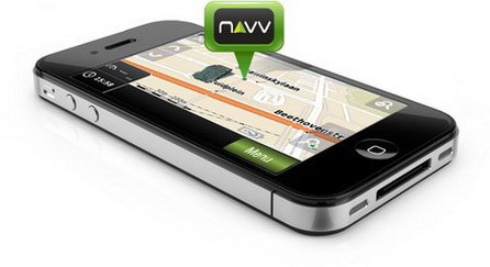 NAVV navigation for iPhone debuts – 4,99 EUR flat rate