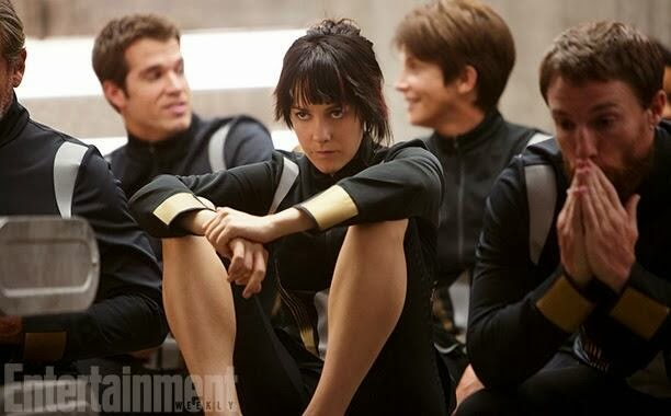 Johanna Mason en Catching Fire