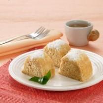 cara membuat bolu kukus pisang karamel yang manis dan enak |Tips Trik