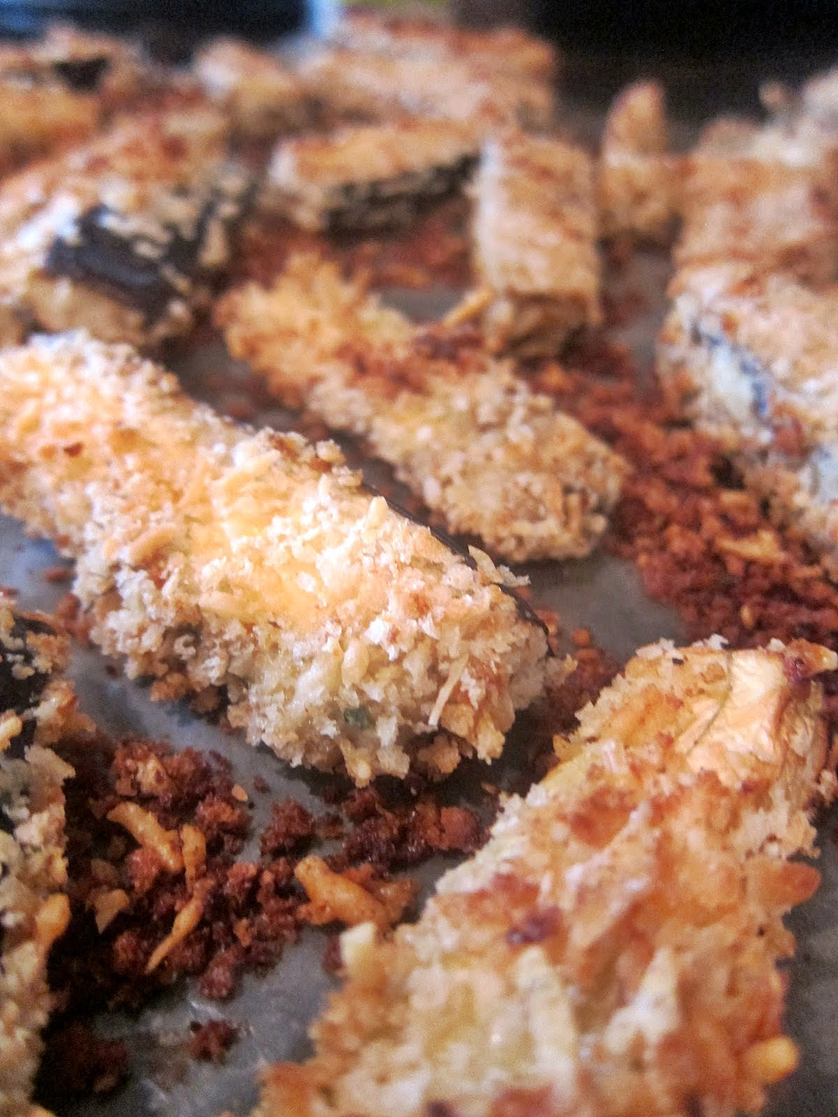 ... baked eggplant sticks baked eggplant sticks recipes dishmaps baked