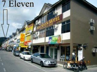 Cheap Motel Langkawi Malaysia