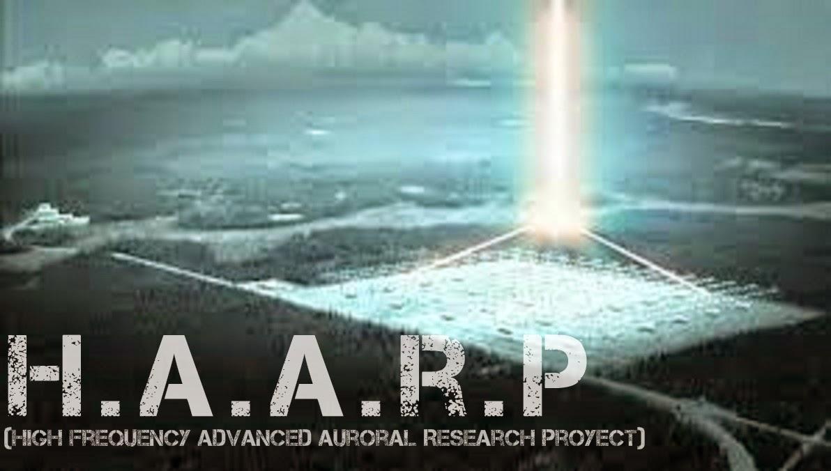 HAARP nos anestesia el cerebro con ondas electromagnéticas
