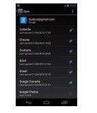 Langkah-langkah sinkronisasi kontak hp/handphone/hape/Tablet/Tab untuk Smartphone Android