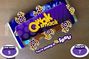 blippar turns Cadbury chocolate bars into AR game