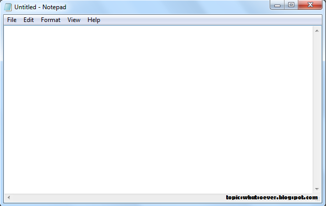 How to Install Notepad advise