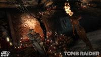 01 cenas do jogo, imagens e screenshots de Tomb Raider 2013 Survival Edition - SC