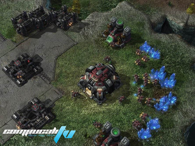 Starcraft 2 Wings of Liberty PC Full Español