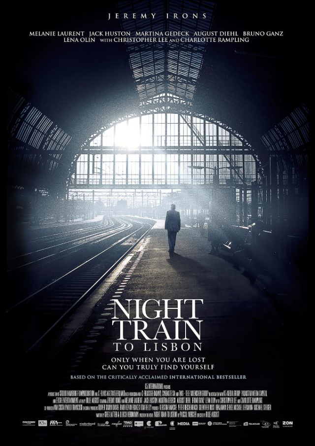 La película Night Train to Lisbon