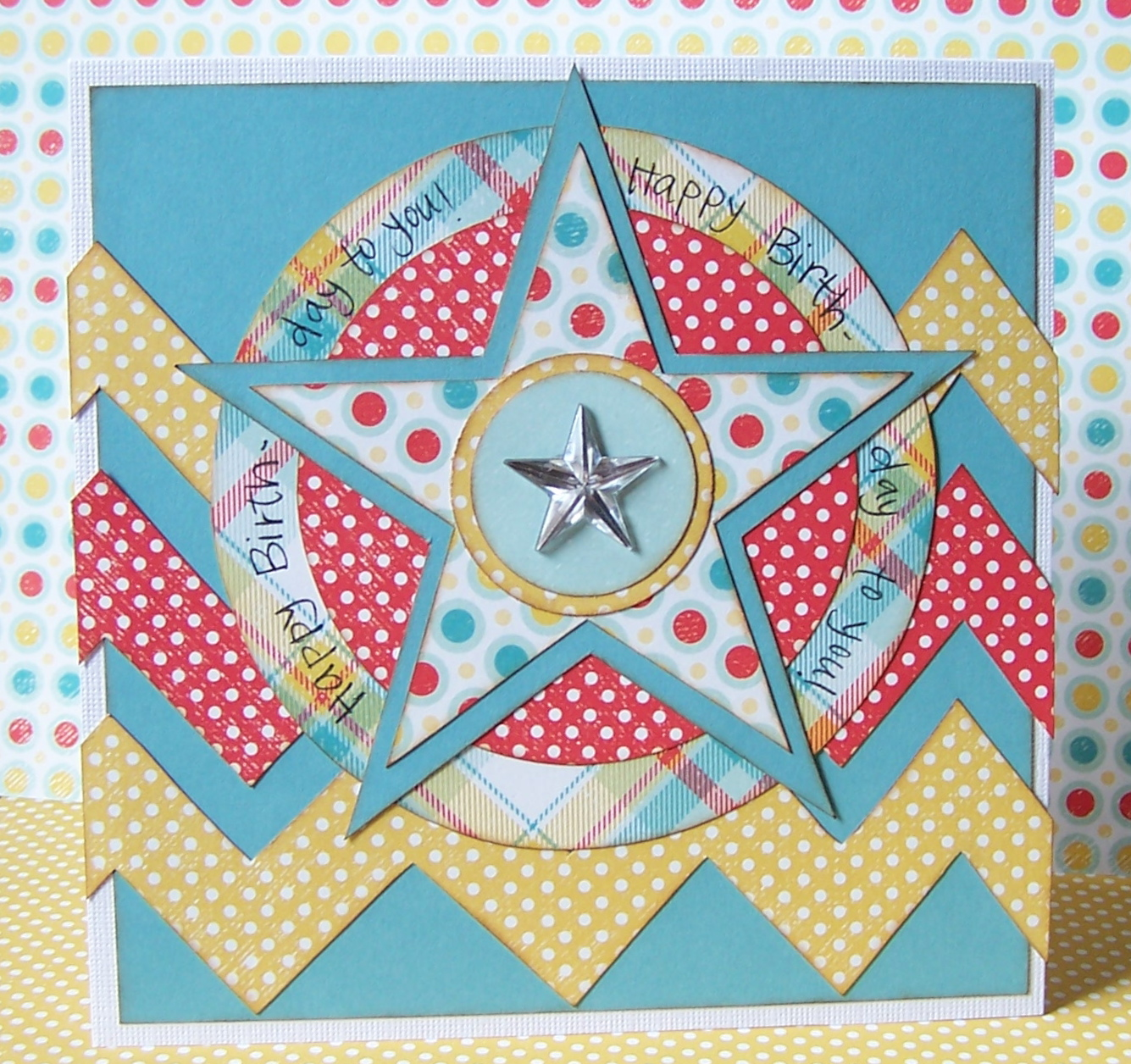 Homemade Birthday Cards for boys – Pictures of Homemade Birthday Cards