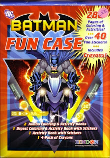 Front of Batman Fun Case