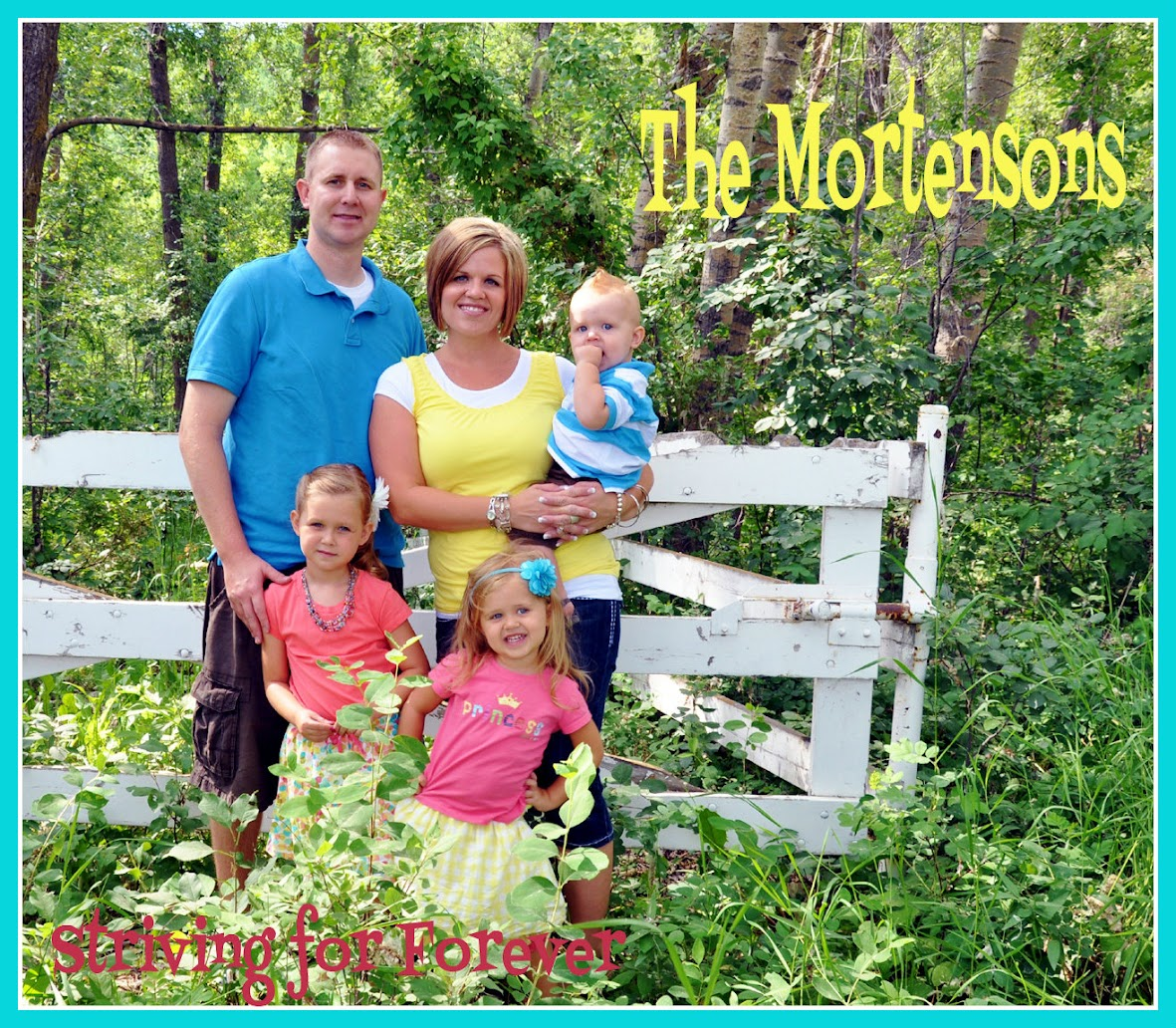 The Mortenson Family