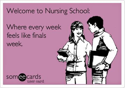 Nurse Ecards Nursing School Ecard