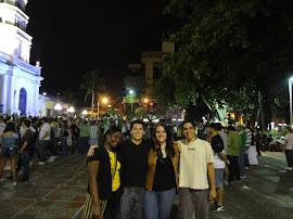 Nacional celebrations Parque Envigado